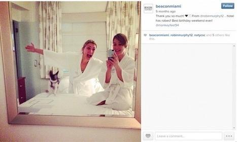 Hotel Marketing: come sfruttare le potenzialità di Instagram | HTMG - Hotel & Tourism Management Group | Scoop.it