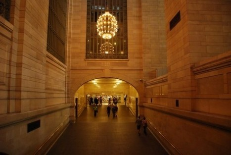 Grand Central Terminal Railway Station in New York | Famous Tourist Destinations Guide | Scoop.it