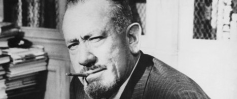Rare Steinbeck WWII Story Finally Published | Google Lit Trips: Reading About Reading | Scoop.it
