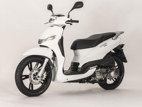 Evolution of the Peugeot Tweet Scooter | Motorcycle Industry News | Scoop.it