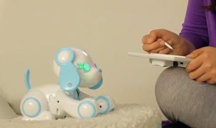 Wappy Dog : le chien robot qui va faire un malheur à Noël !   Des robots et des drones   Scoop.it
