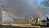 Four-alarm fire engulfs Dallas shooting range | Well-Regulated Militia? | Scoop.it