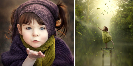 Mother Takes Inspiring Photos Of Her Beautiful One-Handed Daughter | ART  | Conceptual Photography & Fine Art | Scoop.it