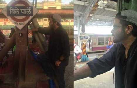 ट्रैफिक जाम से बचने के लिए अनिल कपूर ने पकड़ी लोकल ट्रेन   Rajasthan Ptrika Latest Hindi News   Scoop.it