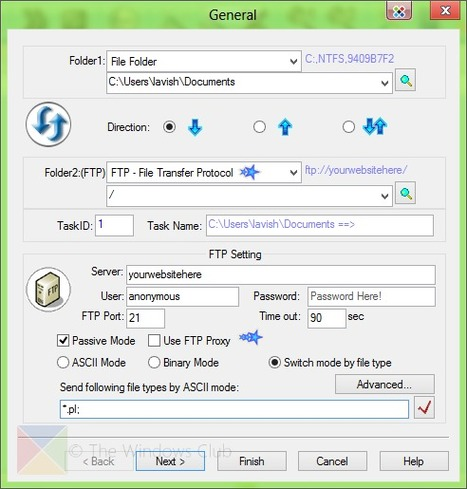 BestSync: Free file synchronization software for Windows 7 | 8 | Time to Learn | Scoop.it