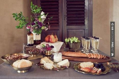 Wedding Food Ideas - ... | wedding pictures | Scoop.it