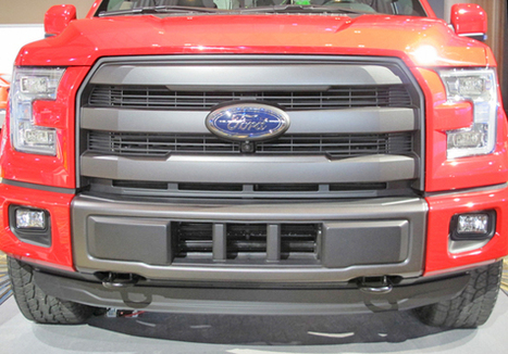 10 Things the 2015 Ford F-150 Got Wrong - PickupTrucks.com | Gross Vehicle Mass Upgrades | Scoop.it