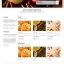 Impero: plantilla HTML estilo minimalista | Free Wordpress Themes | Scoop.it