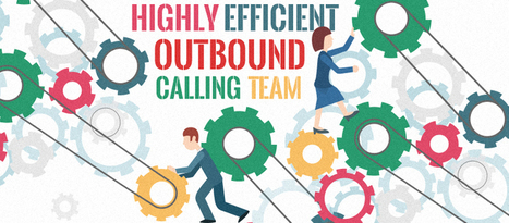 How to Create a Highly Efficient Outbound Calling Team for your IT Services and Products | IT SALES INC | IT Telemarketing | Scoop.it