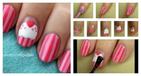 How To Make Simple Nail Art For Beginners - Nail Art Tutorials | Decoration | Scoop.it