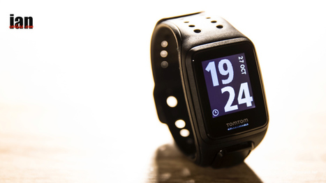 TOMTOM Spark Music GPS Fitness Watch Review   Talk Ultra - Ultra Running   Scoop.it