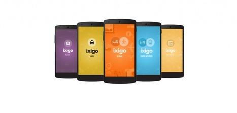 @ixigo launches Ixibook, plans to become a more vertically integrated player in the #travel industry | ALBERTO CORRERA - QUADRI E DIRIGENTI TURISMO IN ITALIA | Scoop.it