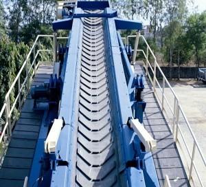 Conveyors Chevron Belt System - UMS Engineering (S) Pte Ltd | Understanding Chevron Belt | Scoop.it