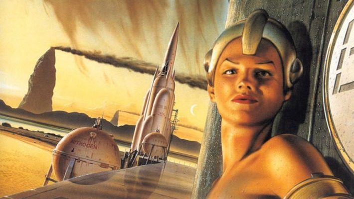 10 Ultra-Weird Science Fiction Novels that Became Required Reading | Machinimania | Scoop.it