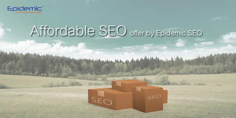 How to Find the Best SEO Firm For Your Brand? | Epidemic SEO | Scoop.it