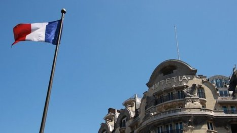 L'hôtel Lutetia : quand l'Irlande vient loger en France | Écriture créative | Scoop.it