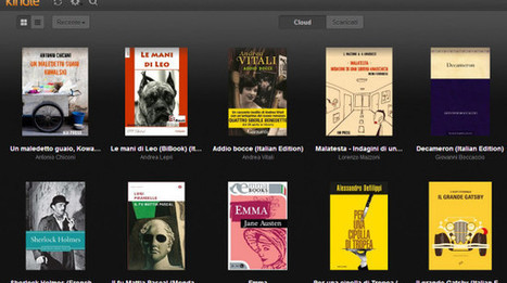 #Kindle Cloud Reader, leggi online senza un dispositivo #ebook | Kindle, eBooks & Digital Publishing | Scoop.it