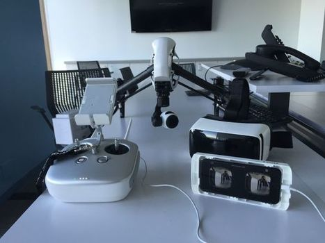 Zeiss Thinks Virtual Reality and Drones Are a Match Made in Heaven | VR & AR News - Usages professionels | Scoop.it