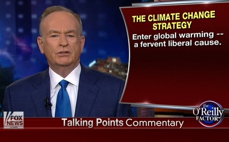 "Fox producer emails climate blog looking for ""the very best arguments"" against man-made global warming 