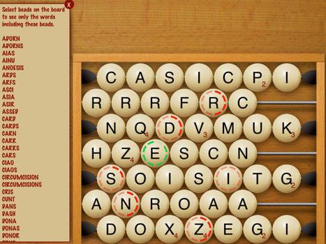 App Store - Word Abacus FREE | what is happening now | Scoop.it