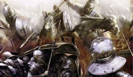 Los Germanos y la Guerra | LVDVS CHIRONIS 3.0 | Scoop.it