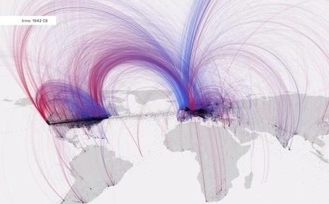 Vidéo : l'expansion de la culture humaine résumée en 5 minutes | World vision | Scoop.it