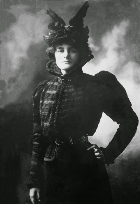 Irish Boston History & Heritage: Maude Gonne, Ireland's Joan of Arc, Toured Massachusetts in February 1900 to Protest British in Boer War   The Irish Literary Times   Scoop.it