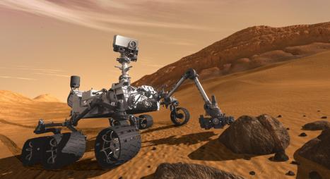 NASA Teacher Resources | Education Newsletters & Portals | Scoop.it