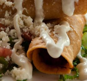 Tacos mineros: una botana mexicana rica y bienbalanceada | Cocina internacional en la miscelánea | Scoop.it