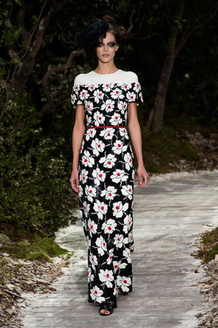 Chanel kolekcija za proleće 2013. | Fenserica.info - modni portal | Scoop.it