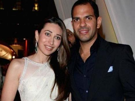 Karisma Kapoor And Hubby Sanjay Kapur Back Out Of Divorce? | Celebrity Entertainment News | Scoop.it