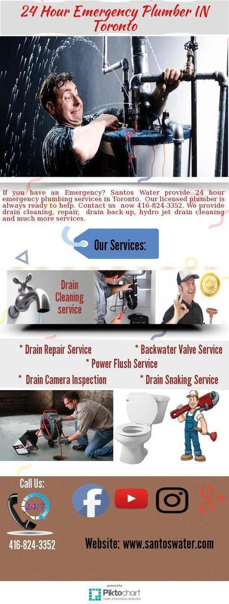 24 Hour Emergency Plumber In Toronto – On One Call 416-824-3352 | Toronto Plumbing Repair | Scoop.it