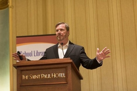 Scenes and Resources from the Summit | SLJ Summit 2014 | Elementary School Library Media | Scoop.it