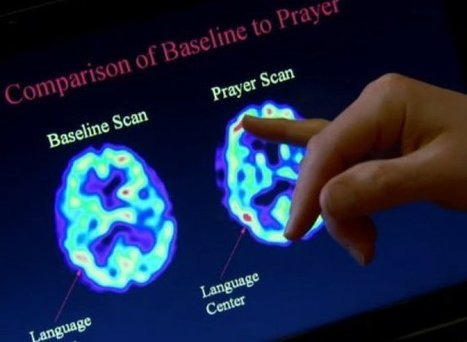 Watch: Study Shows Startling Images Of Brain Activity While Praying | Meditative Prayer | Scoop.it