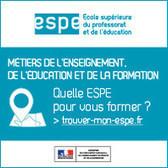 Quels types de candidats pour les ESPE ? - ESR : enseignementsup-recherche.gouv.fr | Enseignement, formation, conseil, recherche | Scoop.it