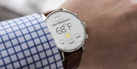 iWatch, iBeacon and What's Wrong with Wearables | Public Relations & Social Media Insight | Scoop.it