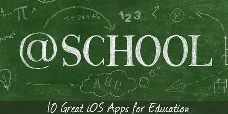 10 Great iOS Apps for Education from Teachers Pet | ipadinschool | Scoop.it