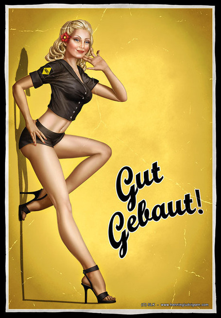Inspiring and Sexiest Vintage Ads by Heanning Ludvigsen | WebDesignFM | A Cultural History of Advertising | Scoop.it