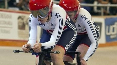 Turnham and Hall win second gold | Inclusive Cycling Forum Wales | Scoop.it