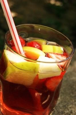 Cocktail de fruits sansalcool | Les cocktails sans alcool | Scoop.it