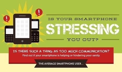 "Sindrome ""On call"" : e se soffrissi di stress da smartphone? | Dr Elena De Franceschi | Scoop.it"