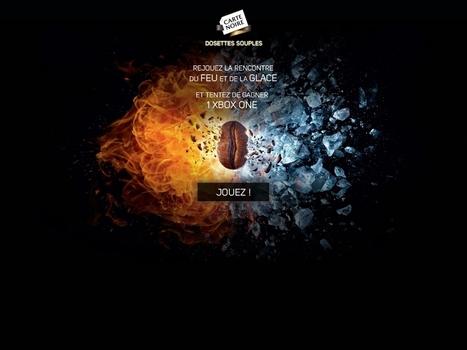 Carte Noire innove et lance une campagne multi-écrans avec ... - Emarketing   Nouveaux horizons et innovation   Scoop.it