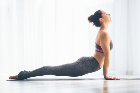 The 5 Yoga Poses That Will Improve Your Health | Way to be Fit and Fine | Scoop.it