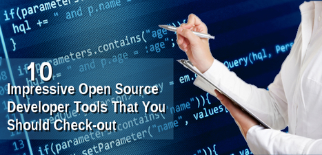 10 Impressive Open Source Developer Tools That You Should Check-out | Open Source CMS | Scoop.it