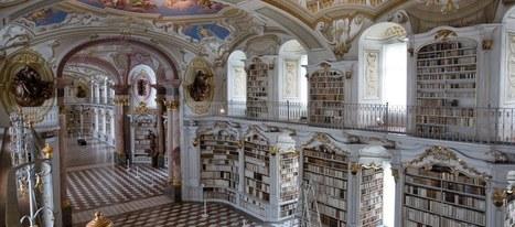 9 bibliotecas para no dejar de creer en el pape... | Crónicas de Lecturas | Scoop.it
