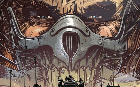Comicus - Vertigo pubblica il preludio a fumetti di Mad Max: Fury Road | DailyComics | Scoop.it