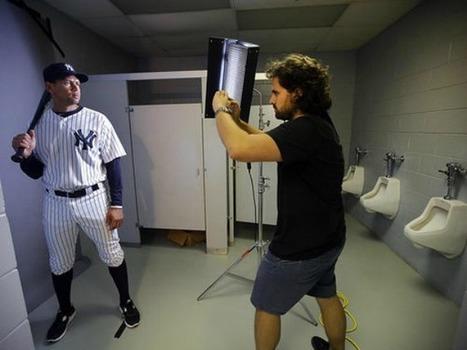 Pour la première fois, le New York Times utilise une photo Instagram en une - Les Inrocks | art move | Scoop.it