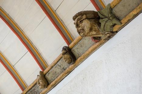photo en Finistère, Bretagne et...: #jep2014 : chapelle de Quillinen à Landrevarzec et... (5 photos) | photo en Bretagne - Finistère | Scoop.it