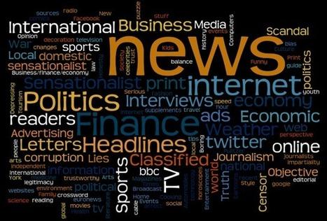 The EFL SMARTblog: What is news?   IELTS Writing Task 2 Practice   Scoop.it