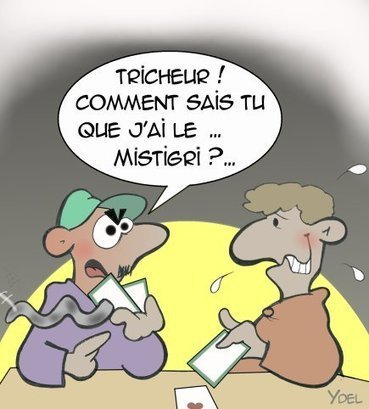Mistigri - Le Garde-mots | DictioNet | Scoop.it